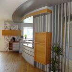 Küche Bambus