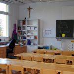 Volksschule Klassenzimmer tanne